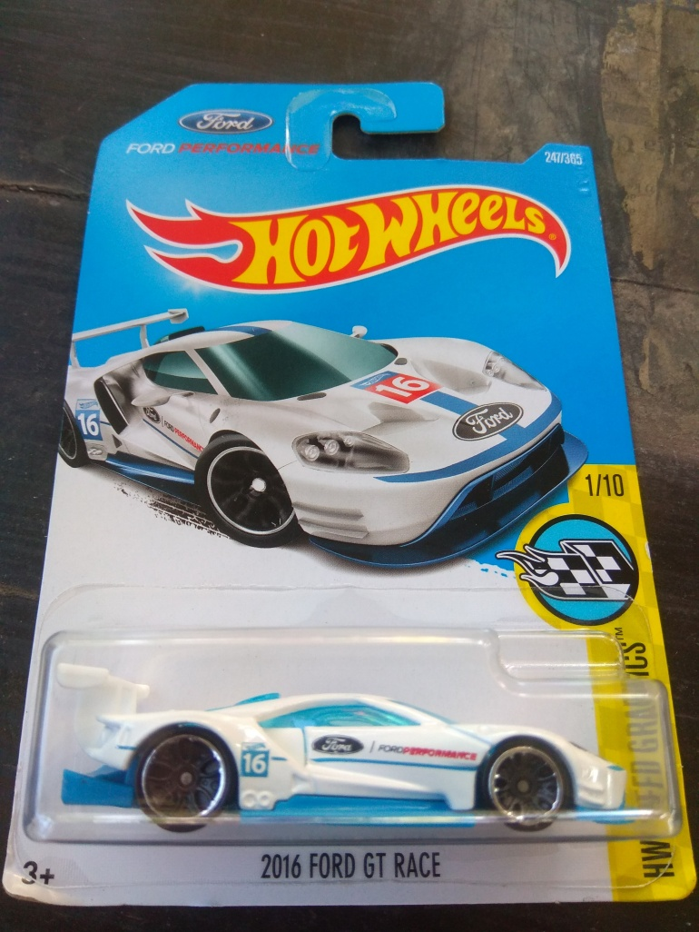 For Sale Hotwheels Ford Gt Race White Harga Idr   Rate Status Regular Item